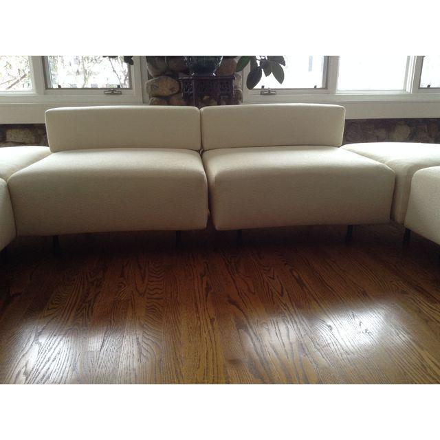 Contemporary Harvey Probber Modern Modular Sectional For Sale - Image 3 of 7