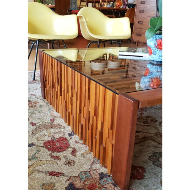 1960s Mid Century Modern Percival Lafer Coffee Table