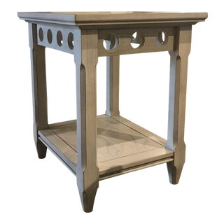 Hickory Chair Circles M2m Side Table