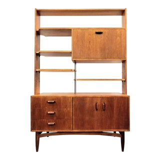1965 Teak Librenza Designed by v.b. Wilkins for G-Plan Brazilia For Sale
