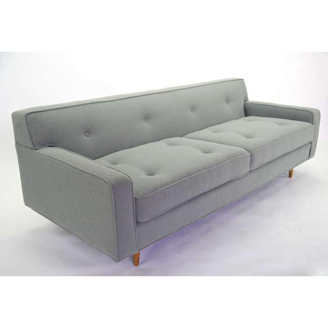 Compact Mid-century Sofa For Sale - Image 4 of 9