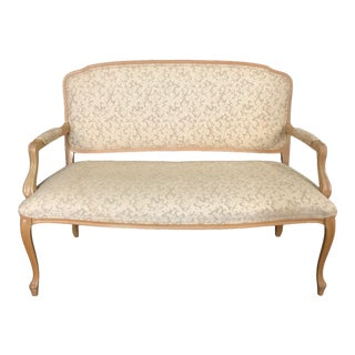 Louis XV Style French Loveseat Sofa For Sale