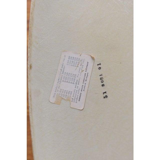 Original Herman Miller Eames Fiberglass Rocker For Sale In Los Angeles - Image 6 of 6