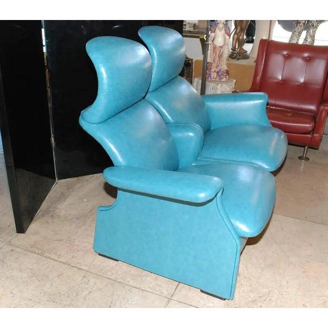 1960s Achille & Pier Giacomo Castiglioni Settee For Sale - Image 5 of 9