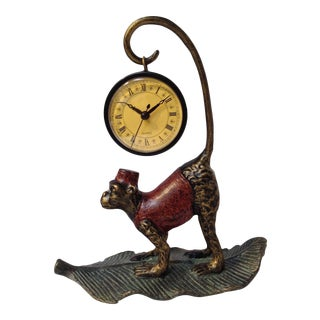Monkey Tail Clock
