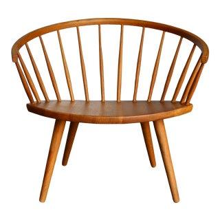 Mid Century Yngve Ekstrom 'Arka' Lounge Chair For Sale