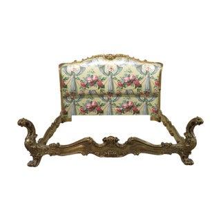 20th Century Venetian Style Bedframe For Sale