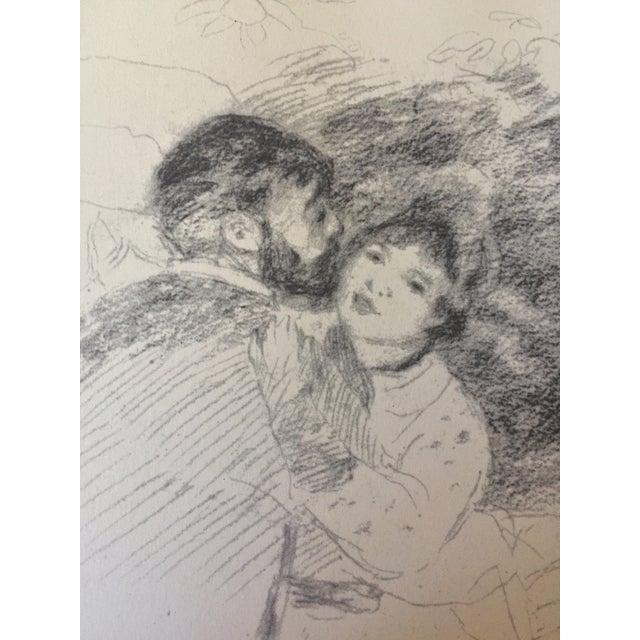 "Vintage Renoir Reprint ""Dance at Chatou"" - Image 5 of 7"