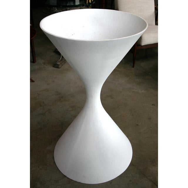Willy Guhl Diabolo Planter by Willy Guhl for Eternit For Sale - Image 4 of 5