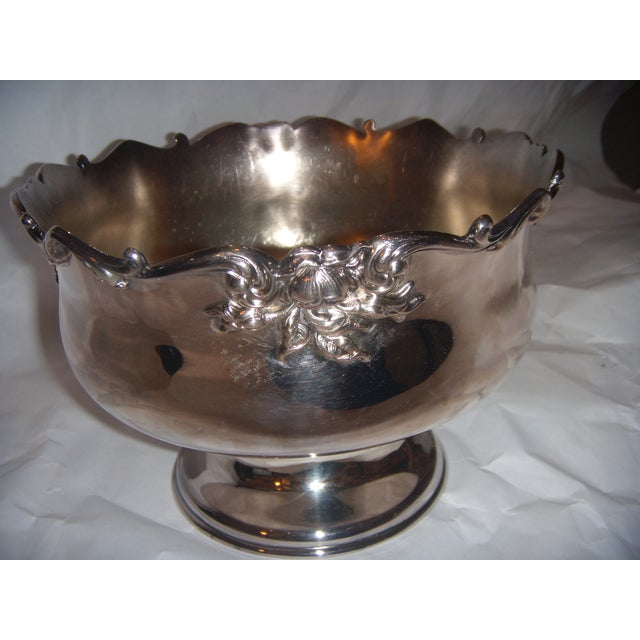 Derby Silver Company Decorative Bowl - Image 4 of 8