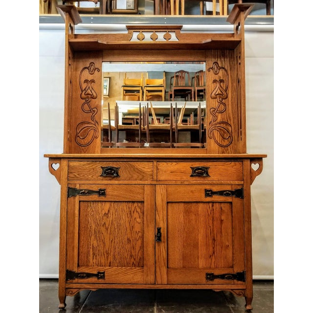 Henry Shapland and Henry Petter formed their furniture company, Shapland & Petter of Raleigh Cabinet Works, Pitton,...