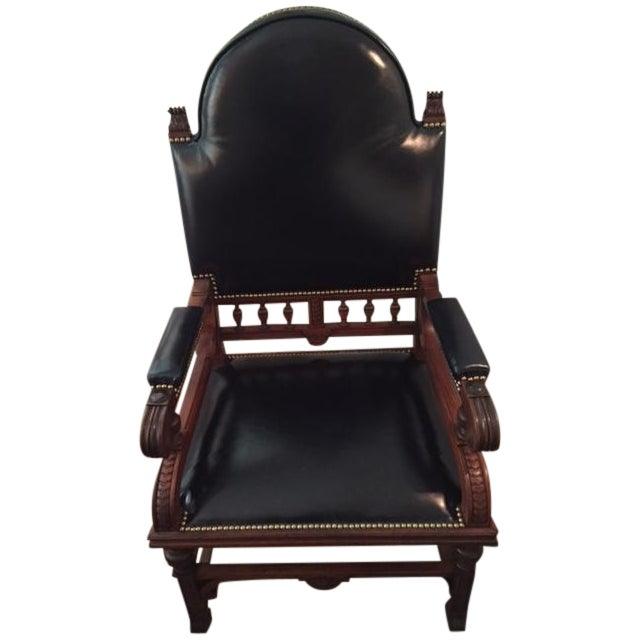 19th Century Victorian Chair - Image 1 of 3