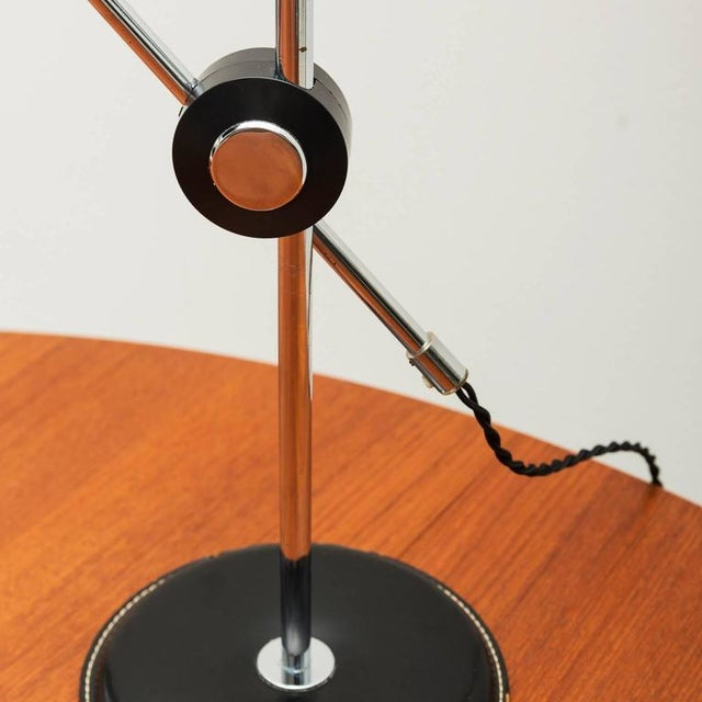Mid-Century Modern Anders Pehrson Desk Lamp Articulating Desk Lamp, Sweden, 1960s For Sale - Image 3 of 7