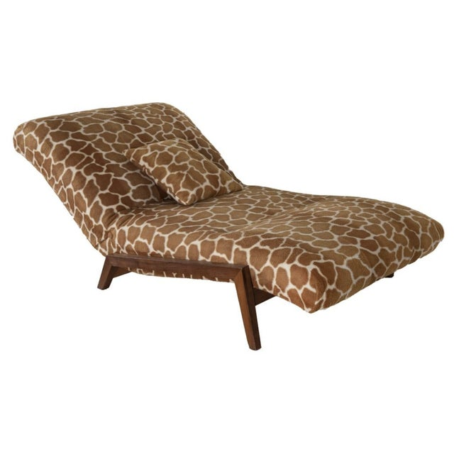 Mid-Century Modern Mid-Century Modern Chaise For Sale - Image 3 of 3