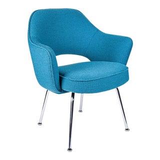 1960s Saarinen Executive Armchair For Sale