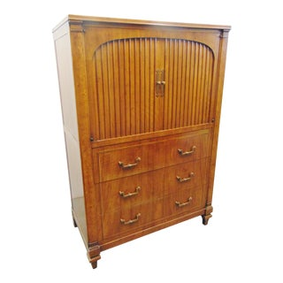 John Widdicomb Mid Century Italian Style Chest For Sale