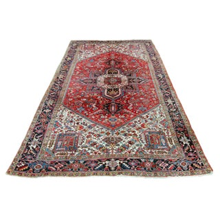 1920s Large Palace Heriz Rug - 10′4″ × 17′4″ Preview