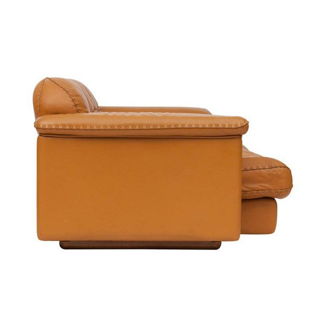 Adjustable Ds 101 Sofa in Brown Leather by De Sede For Sale - Image 9 of 11