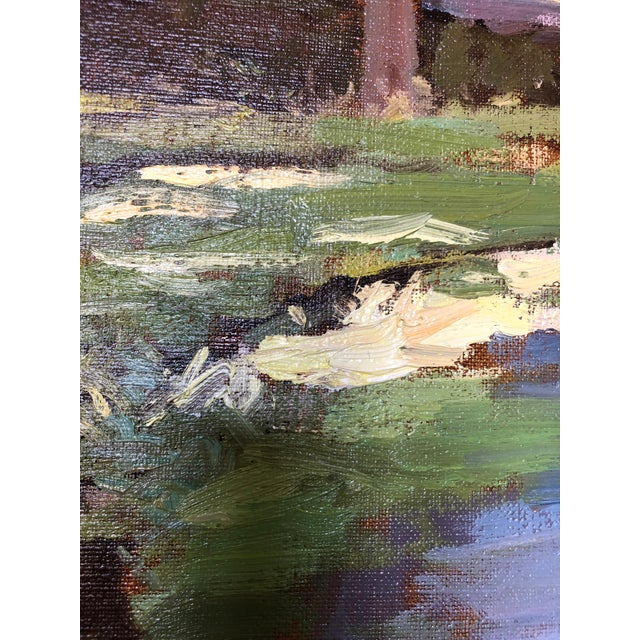 21st Century Landscape by Famous British Painter James Hart Dyke For Sale - Image 11 of 13