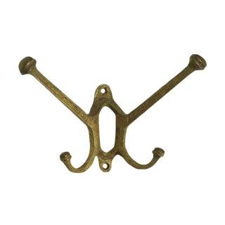 Quadruple Antique Hook For Sale