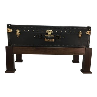 1930s Goyard Suitcase Coffee Table