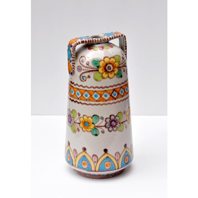Vincenzo Pinto Classical Style Vase For Sale - Image 4 of 5