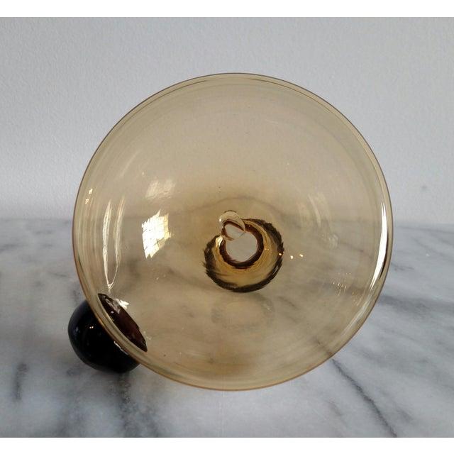 Contemporary Sean Donlon Contemporary Art Glass Vessel For Sale - Image 3 of 5