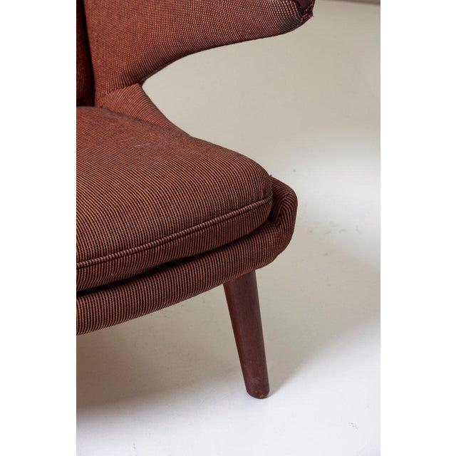 Hans J. Wegner Papa Bear Chair For Sale - Image 10 of 12