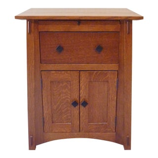 Simply Amish McCoy Arts & Crafts Nightstand