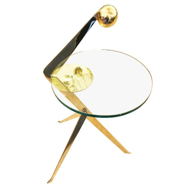 Tiramisu' Side Table by Gasapare Asaro for formA For Sale In New York - Image 6 of 7