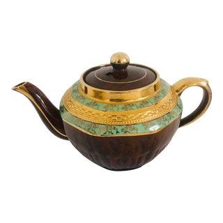 Arthur Wood England Teapot For Sale