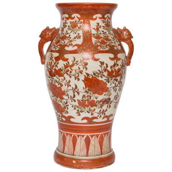 Mid-19th Century Canton Porcelain Vase For Sale In Nashville - Image 6 of 6