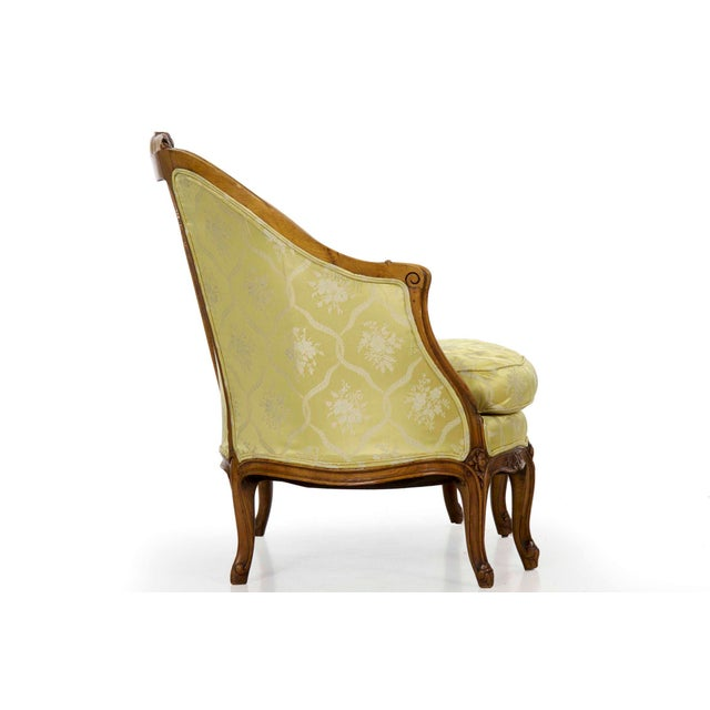 Late 19th Century 19th Century French Antique Canapé Sofa Settee in Louis XV Style For Sale - Image 5 of 13