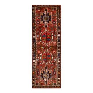 "Apadana - Vintage Persian Karaja Rug, 2' x 6'7"""