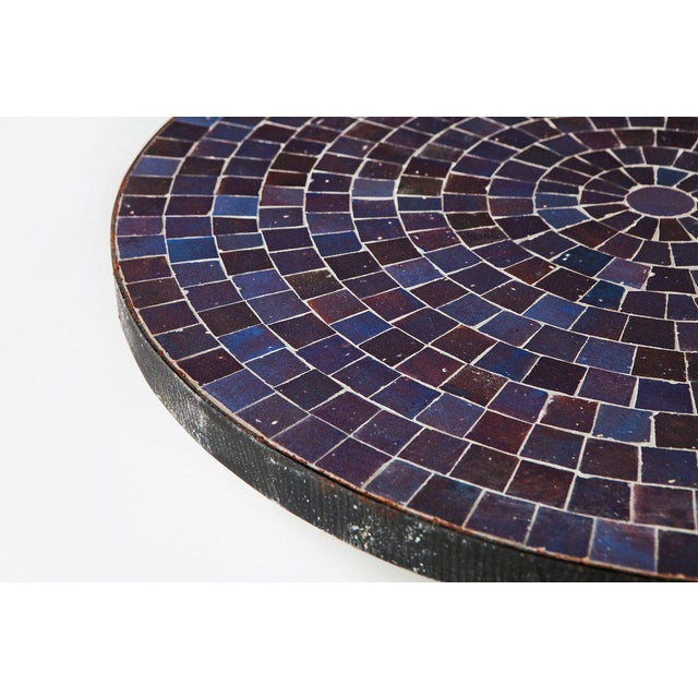 Fez Mosaic Tile Table - Image 4 of 4
