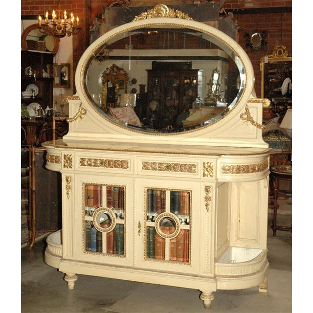 Late 19th Century Banquette and Credenza For Sale - Image 5 of 10