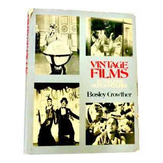 1977 Vintage Films Illustrated Book For Sale