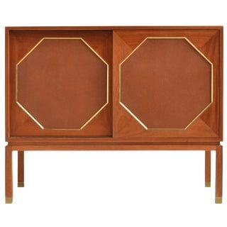 Harvey Probber Two-Door Cabinet For Sale