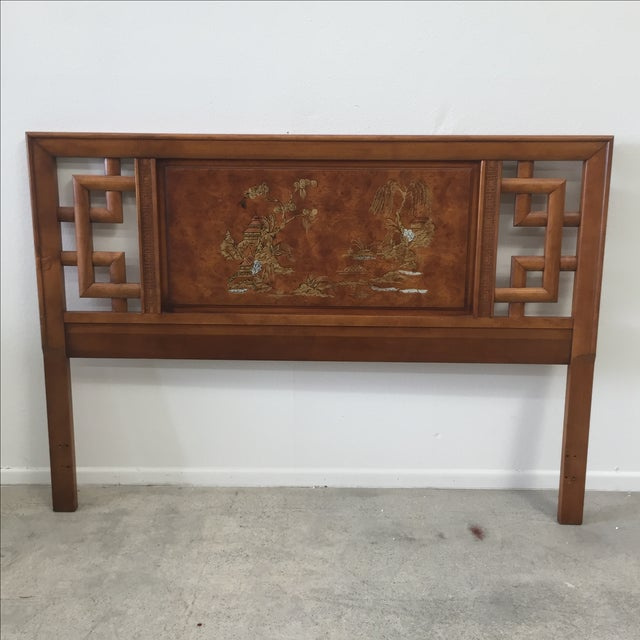 Henry Link Mandarin Collection Headboard - Image 2 of 8