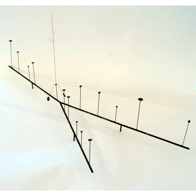 Contemporary Early Kinetic Sculpture by Harry Bertoia, 1950s For Sale - Image 3 of 5
