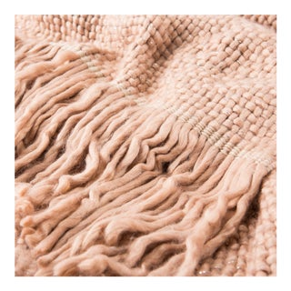 Jaipur Nikki Chu Living Prado Pink Throw For Sale