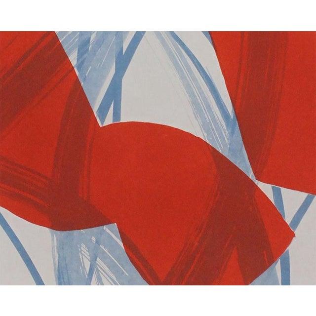 "Abstract Alain Clément ""14av12g-2014"", Print For Sale - Image 3 of 4"