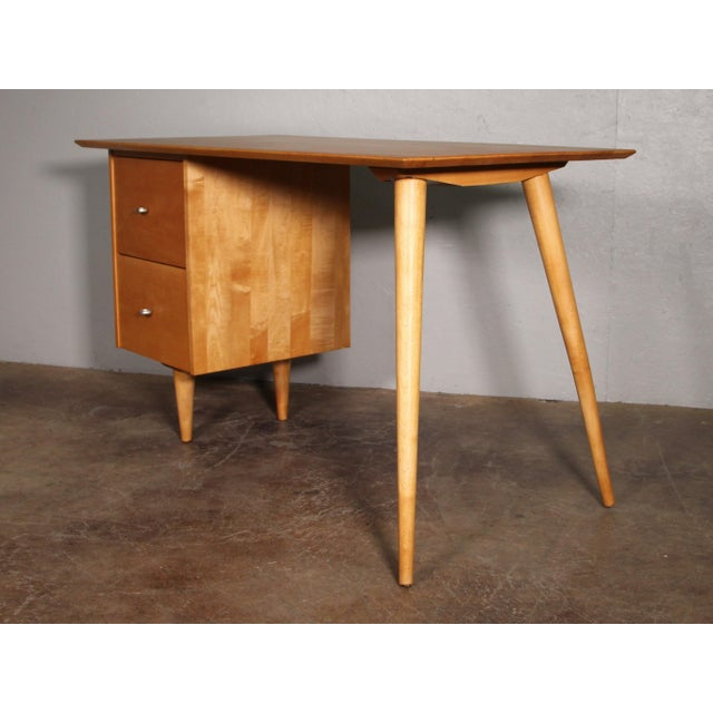 1960s 1960s Mid-Century Modern Paul McCobb Planner Writing Desk For Sale - Image 5 of 11