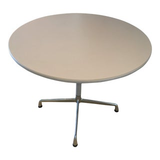 Mid-Century Modern Eames Conference Table For Sale