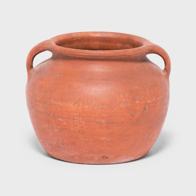 Asian Early 20th Century Chinese Terracotta Soup Pot For Sale - Image 3 of 7