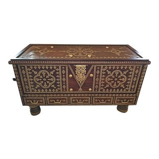 Zanzibar Dowry Chest For Sale