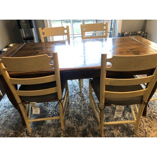 Wood Kitchen Table and Chairs Preview