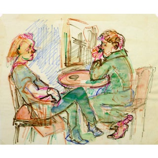 Irmgard Von Reppert, Conversation For Sale