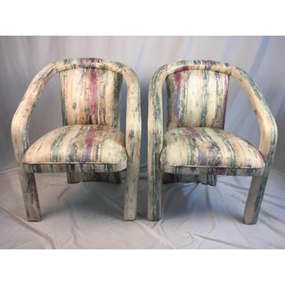 1980s Vintage Palm Beach Chairs- A Pair Preview