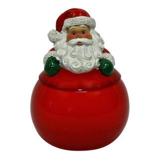 Santa Claus Candy Dish